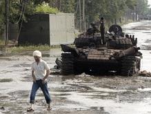 Войска РФ заявляют, что сбили над Цхинвали грузинский беспилотник