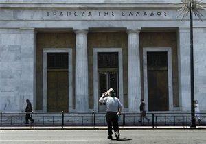 Фондовые индексы упали на фоне пессимизма в Европе