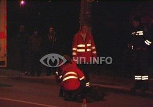 В милиции настаивают, что Омельченко сбил насмерть пешехода на зебре