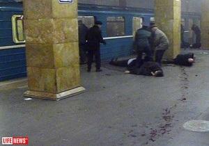 Фотогалерея: Выхода нет. Первые фото с места терактов в московском метро