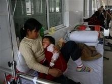 В Китае загадочным вирусом заражены уже почти 2,5 тысячи детей
