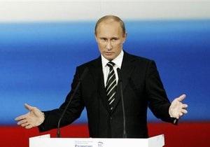 Путин намерен создать с Беларусью и Казахстаном новый полюс мировой экономики
