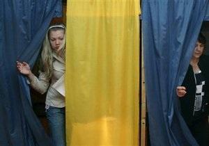 Выборы-2010: В Польше смогут проголосовать только 7,5 тысяч украинцев