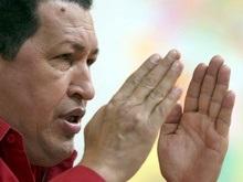 Чавес национализирует цементную промышленность