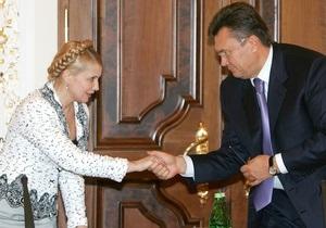 Губернатор Прикарпатья: Рейтинг Януковича будет расти, а от Тимошенко останутся лишь воспоминания