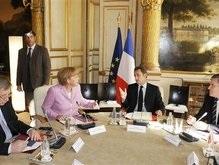 Европейские лидеры начали обсуждение мер по борьбе с финансовым кризисом