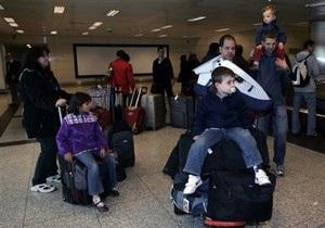 МИД: Ни один украинский турист не захотел досрочно прервать отдых в Египте