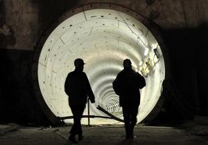 В Китае открылось первое междугородное метро