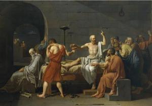 Музей Метрополитен купил эскиз Жака Луи Давида за бесценок