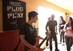 В Бразилии появилась реклама с усилителями и входом для гитары