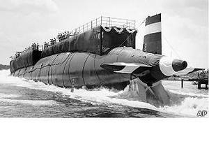 Первая в истории гибель атомной подлодки: 50 лет спустя