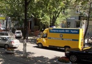 В результате взрыва в Днепропетровске пострадали восемь человек - источник