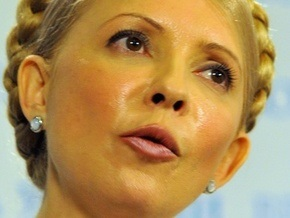 Тимошенко о Лозинском: Ошибиться с депутатом можно