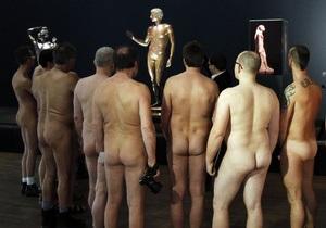 В венском музее провели обнаженную экскурсию