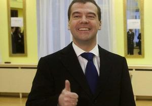 Медведев: Новый парламент будет более  веселым и энергичным