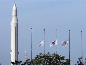 Южная Корея запустит первую в своей истории космическую ракету