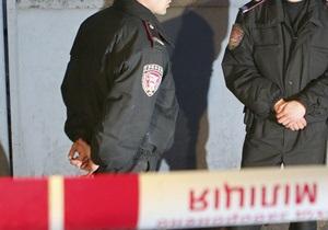 Милиция проводит доследственную проверку по факту повреждения помещения капеллы им. Ревуцкого