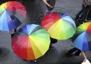 Новости Грузии- новости Тбилиси - Перед зданием Главной прокуратуры Грузии состоялись акции гей-активистов и их противников - ЛГБТ