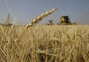 Урожай зерновых в Украине достиг 28,7 миллиона тонн