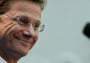Глава МИД Германии посетит Киев, чтобы проверить выполнение Украиной требований ЕС