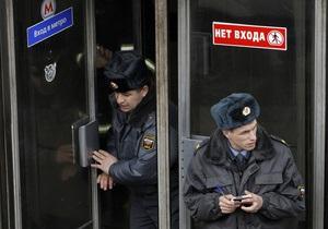 Ответственность за теракты в московском метро на себя взяли чеченские сепаратисты - CNN