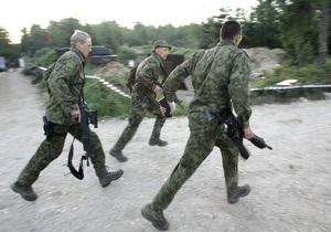 Эстонские солдаты, чей рост превышает 190 см, не будут получать дополнительную порцию еды