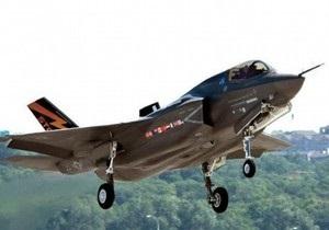 Израиль закупит у США 20 истребителей нового поколения