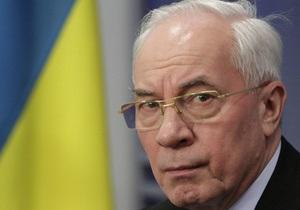 Азаров надеется на благосклонность МВФ и нулевую инфляцию