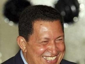 Уго Чавес прибыл с визитом в Туркменистан