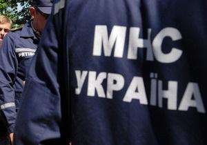 В Донецкой области горел детский сад
