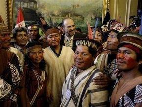 Конгресс Перу отменил законы, спровоцировавшие конфликт с индейцами
