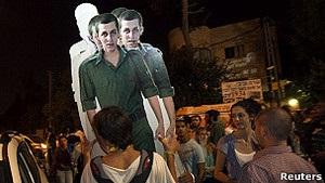 Израиль пытается сделать выводы из истории Гилада Шалита