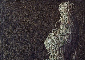 В Киеве открывается выставка украинского художника, попавшего в сотню гениев современности