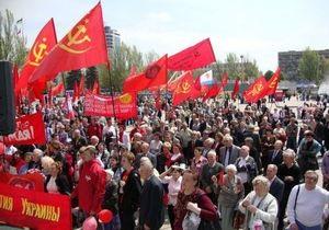 Открытие памятника Сталину в Запорожье: суд запретил проведение акций КПУ и Свободы