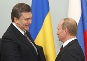 Фотогалерея: Привезите лучше сала. Первый визит Януковича в Москву