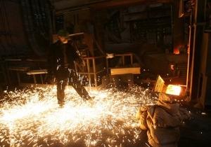 Металлургия - Украина в 2012 году сохранила 10-е место в мировом рейтинге производителей стали