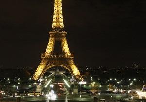 Франция - Париж - В столице появятся хай-тек мусорки - мусор - отходы