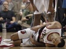 NBA: Череда травм накануне плэй-офф
