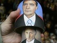 Путин: Президент Медведев справляется со своей работой