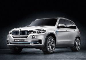 Тоже гибрид. BMW представила новый X5