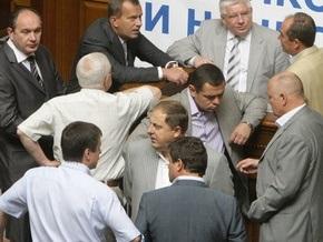 Канадские парламентарии ознакомились со стилем работы украинских депутатов