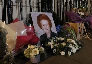 На Фолклендах в день похорон Тэтчер объявят траур и проведут панихиду