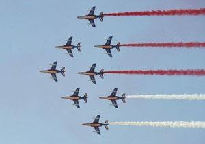 Во Франции разбился самолет знаменитой пилотажной группы