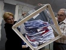 Члены грузинского избиркома попали в ДТП: бюллетени уничтожены