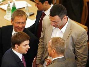 Черновецкий: Всю ответственность за повышение тарифов несет Зинченко