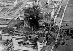 Сегодня исполняется 26 лет со дня аварии на Чернобыльской АЭС