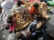 Сомали находится на грани голода