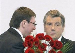 Луценко заверил, что знает об отравлении Ющенко то, что известно всем гражданам