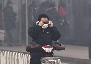 Экологическая ситуация в Китае