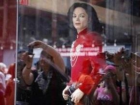 В Вашингтон доставят восковую фигуру Майкла Джексона